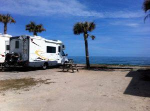 RV Daytona Beach Florida - Recreational Vehical Fun
